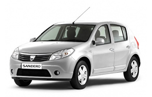 location auto Guadeloupe : CATC sandero - Rev' CAR